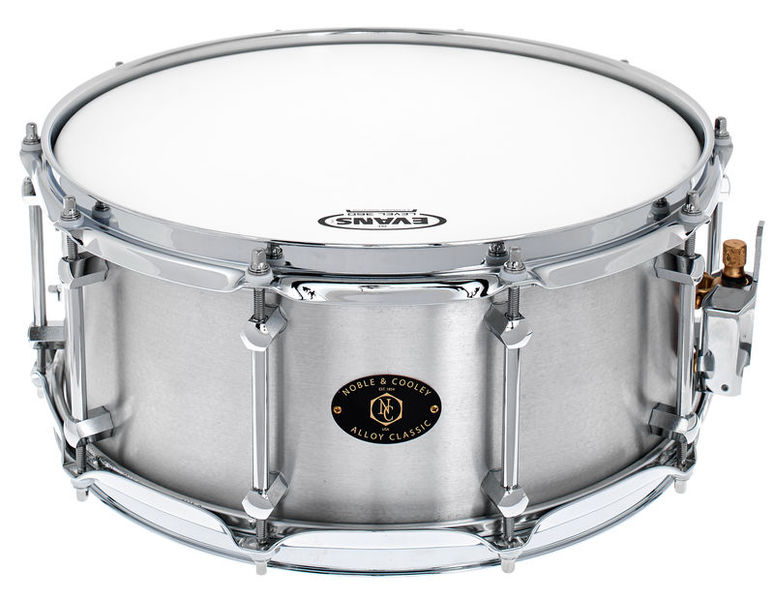 """Noble & Cooley 14""""x06"""" Alloy Classic Snare"""