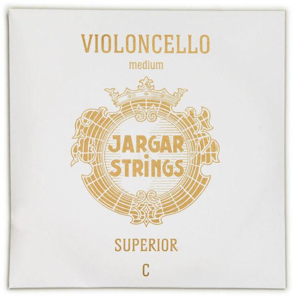 Jargar Superior Cello String C Medium