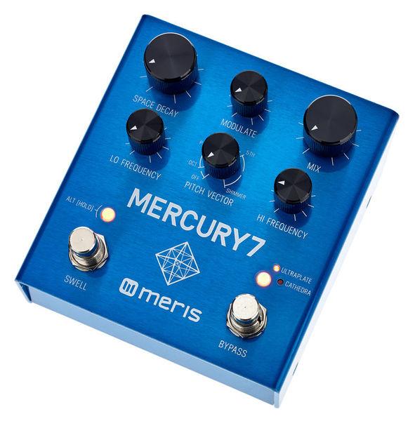 Meris Mercury 7 Reverb Pedal