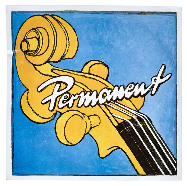 Pirastro Permanent G Bass 4/4-3/4