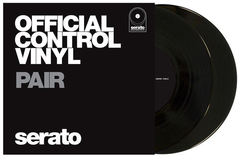 "Serato Performance 7"" Vinyls BK"
