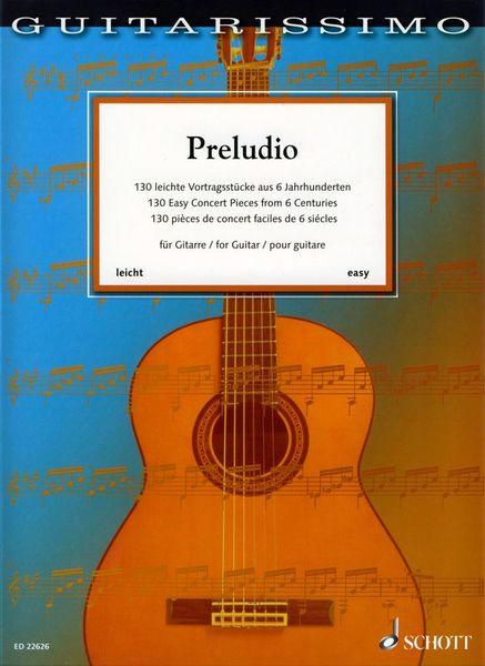 Schott Preludio Guitar