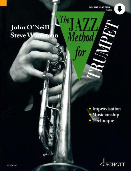Schott Jazz Method Trumpet