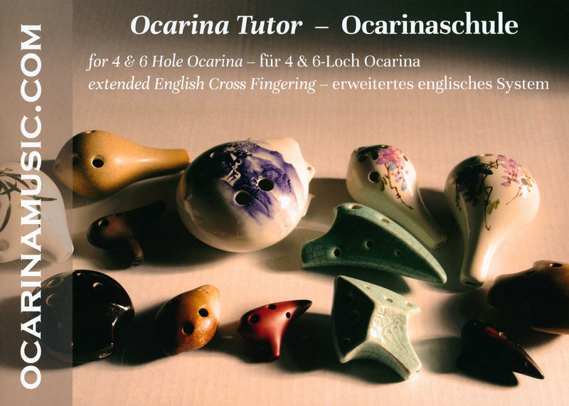 Thomann Tutor for 4 and 6 hole Ocarina
