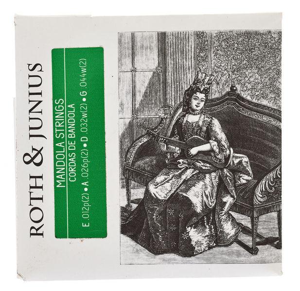 Roth & Junius Bandola / Mandola Strings