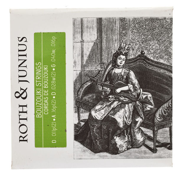 Roth & Junius Bouzouki Strings