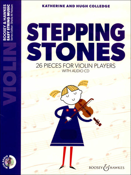 Boosey & Hawkes Stepping Stones Violin + CD