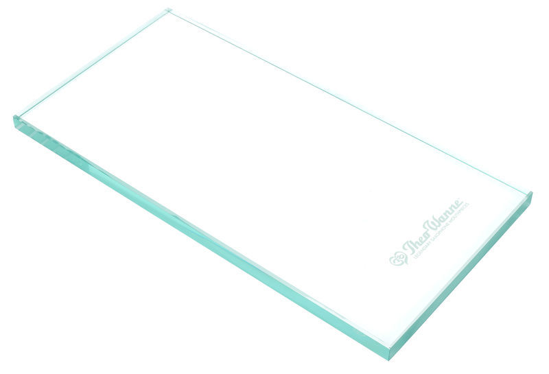 Theo Wanne Refacing Glass Plate