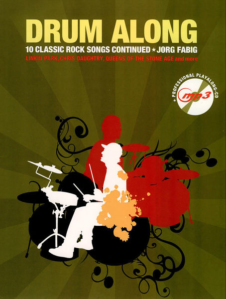 Bosworth Drum Along X 10 Classic Rock