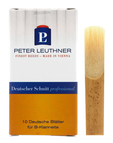 Peter Leuthner Prof. German Bb-Clarinet 2.0
