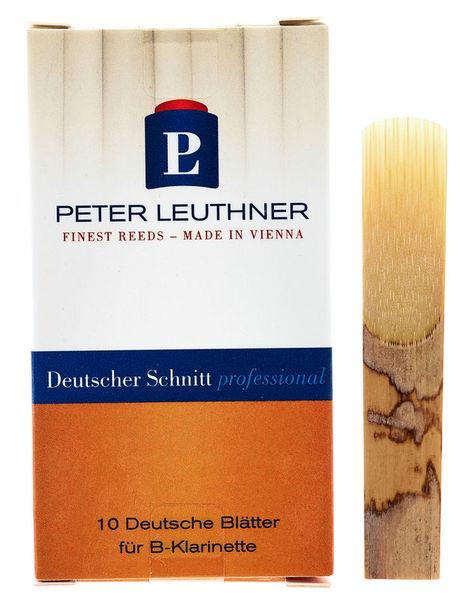 Peter Leuthner Prof. German Bb-Clarinet 4.0