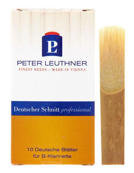 Peter Leuthner Prof. German Bb-Clarinet 4.5