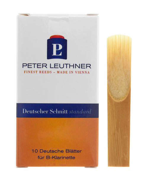 Peter Leuthner German Bb-Clarinet 2.0 Stand
