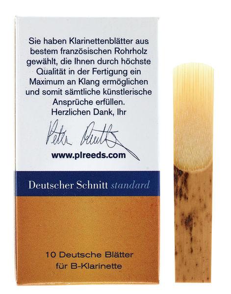 Peter Leuthner German Bb-Clarinet 3.0 Stand