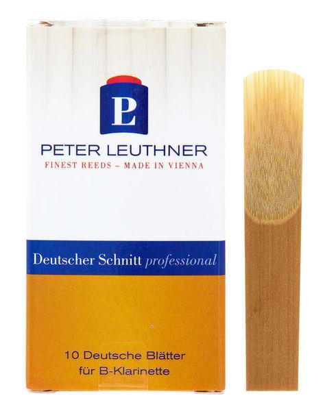 Peter Leuthner German Bb-Clarinet 4.5 Stand