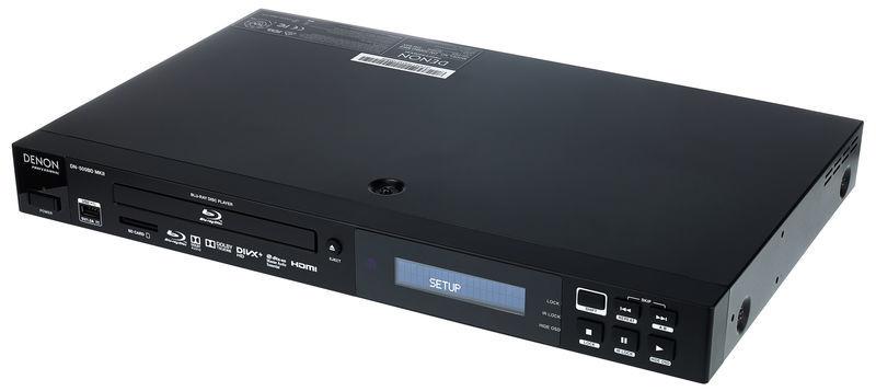 Denon Professional DN-500BD MKII