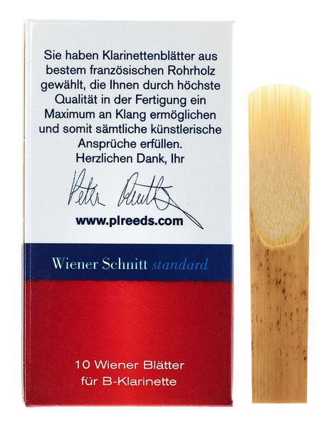 Peter Leuthner Bb-Clarinet Wien 2.5 Standard