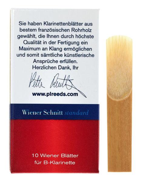 Peter Leuthner Bb-Clarinet Wien 4.5 Standard