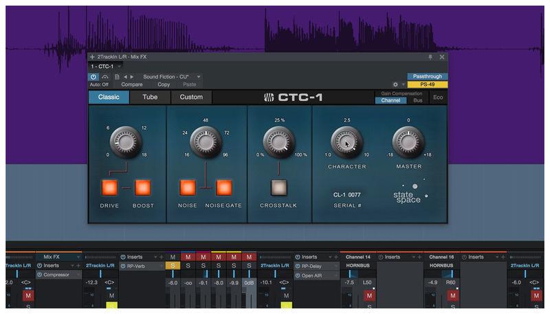 Presonus CTC-1 Pro Console Shaper