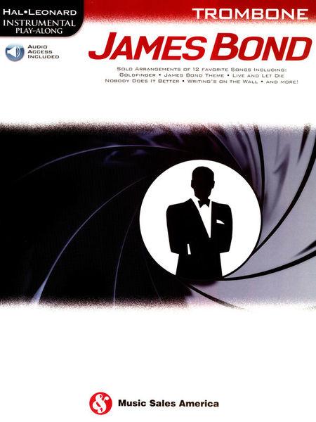 Hal Leonard James Bond Trombone