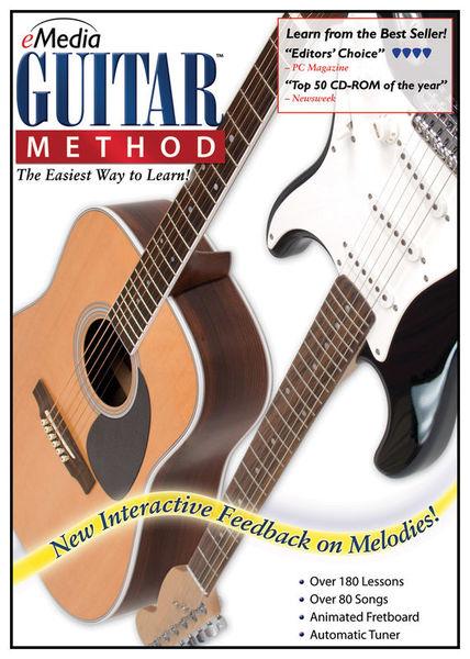 Emedia Guitar Method - Win
