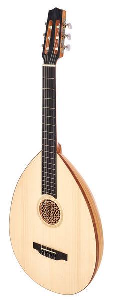 Thomann Lute Guitar Large Body CYP