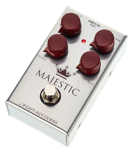 J. Rockett Audio Designs Majestic Overdrive