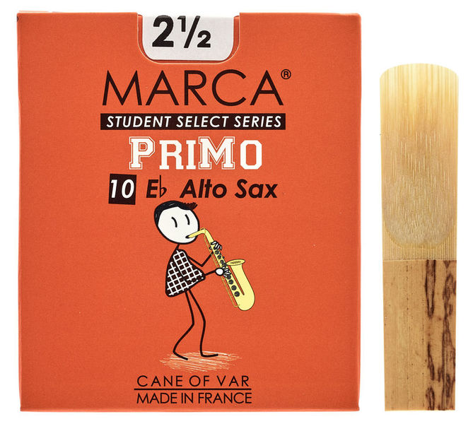 Marca PriMo Alto Saxophone 2.5