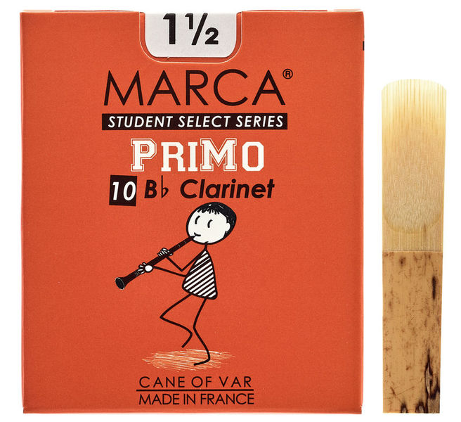 Marca PriMo Bb- Clarinet 1.5