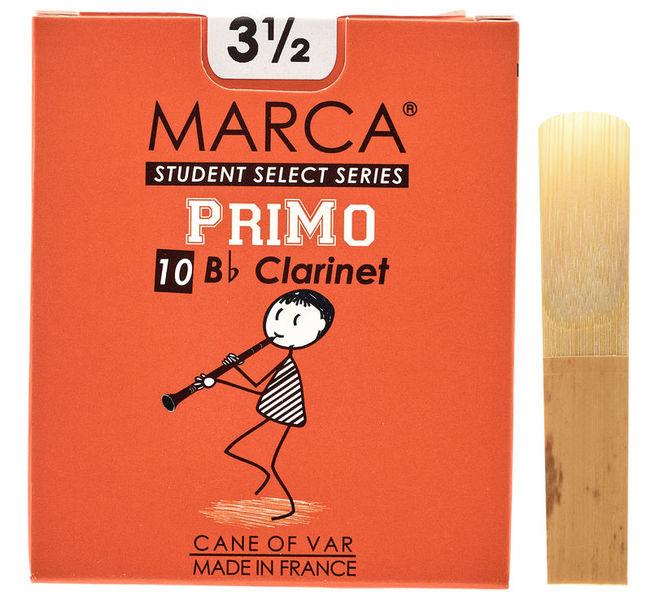 Marca PriMo Bb- Clarinet 3.5