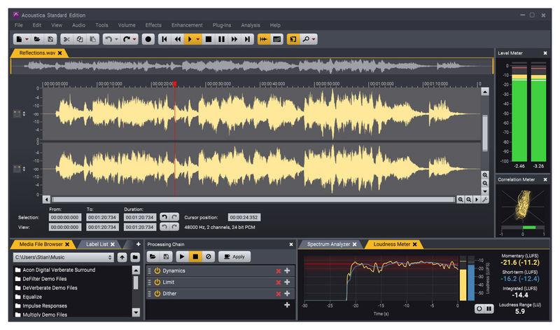 Acon Digital Acoustica 7 Standard