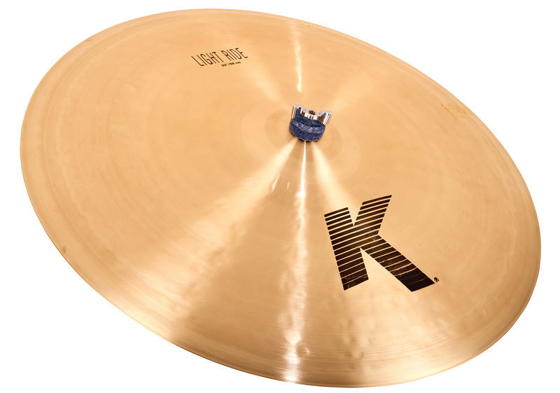 """Zildjian 22"""" K-Series Light Ride"""
