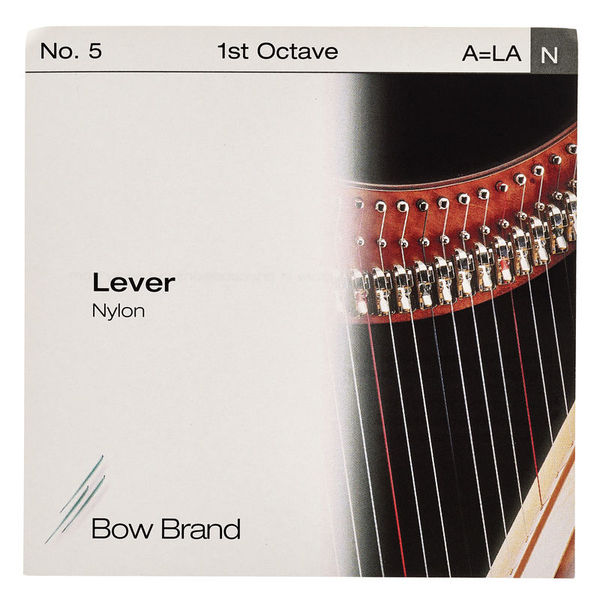Bow Brand Lever 1st A Nylon String No.5