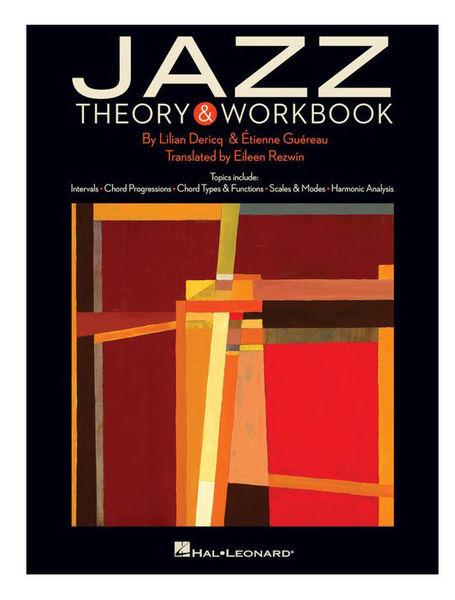 Hal Leonard Jazz Theory & Workbook