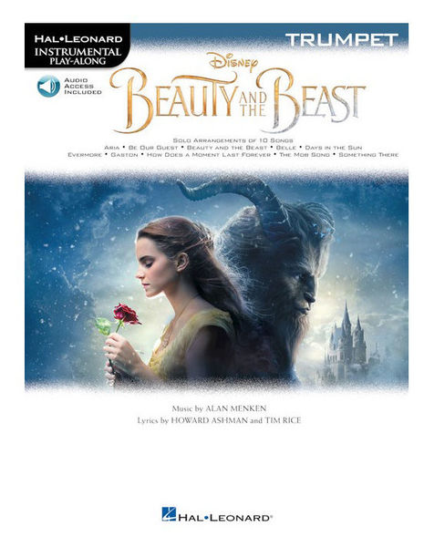 Hal Leonard Beauty And The Beast Trumpet