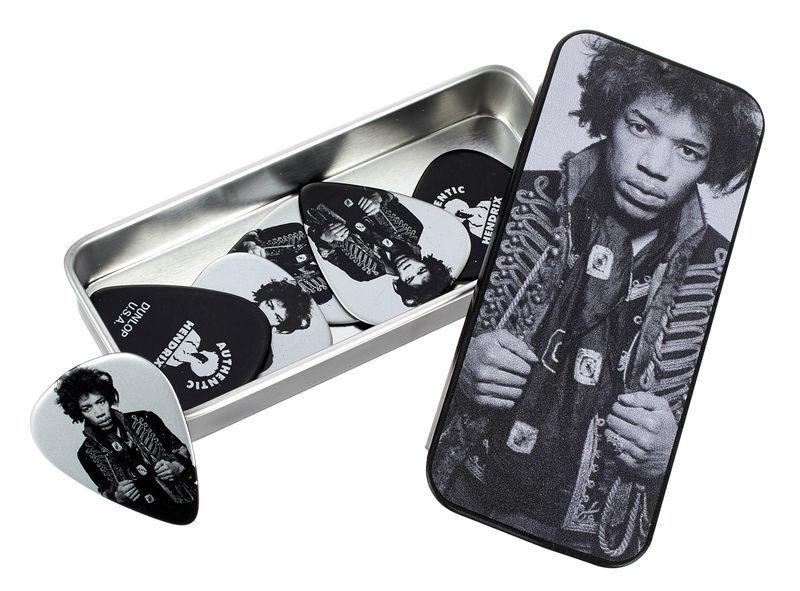 Dunlop Jimi Hendrix Pick Tin