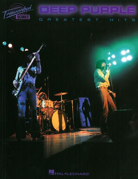 Hal Leonard Deep Purple Hits Score
