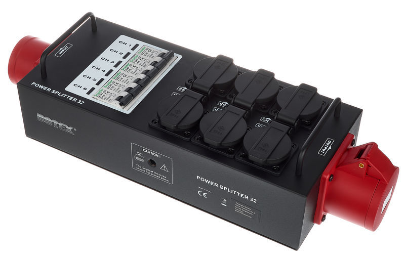 Botex Power Splitter 32