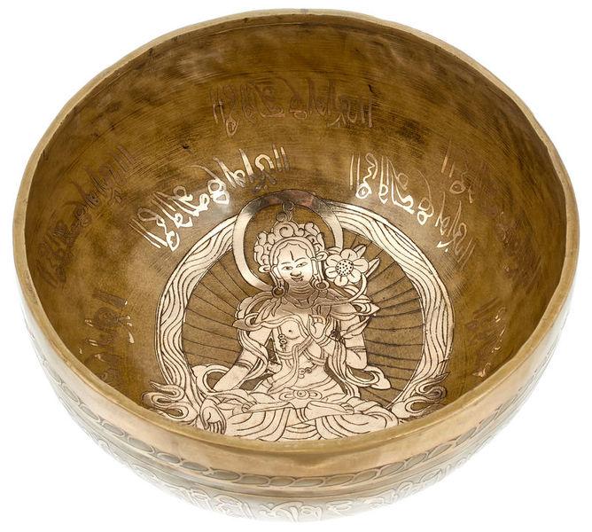 Thomann Tibetan Engraved Bowl 1500g