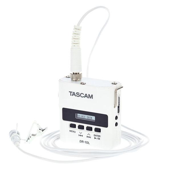 Tascam DR-10 L WH