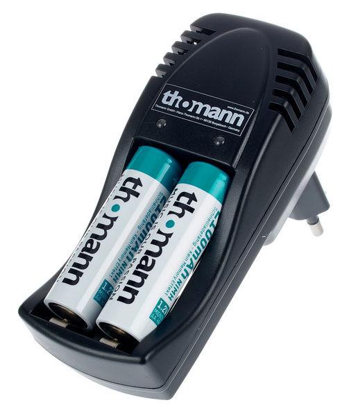 Thomann Battery Charger 2 Set
