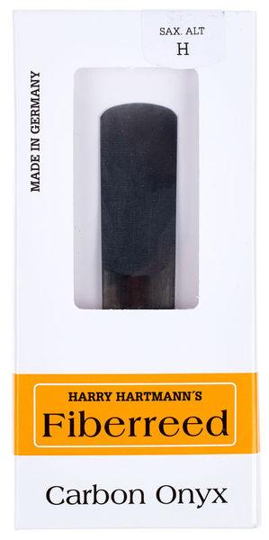 Harry Hartmann Fiberreed Onyx Alto Sax H