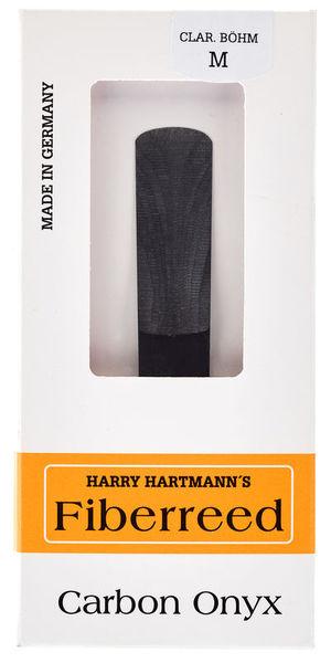 Harry Hartmann Fiberreed Onyx Bb- Clarinet Boehm M
