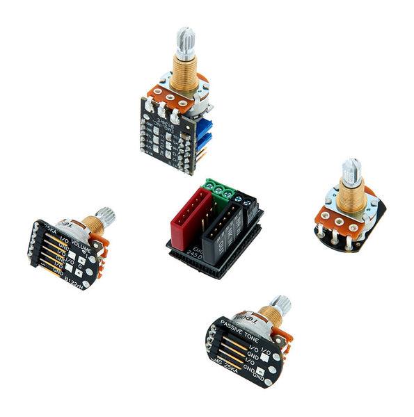 EMG 1 or 2 Pickups P/P Wiring Kit