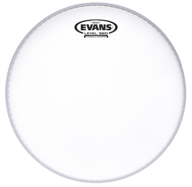 """Evans 10"""" Reso 7 Coated"""
