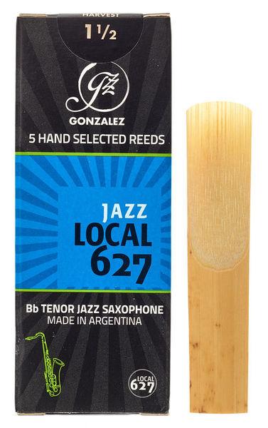 Gonzalez Local 627 Tenor Sax 1.5
