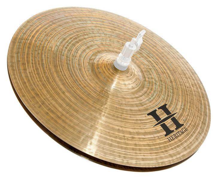 """Zultan 15"""" Heritage Hi-Hat"""