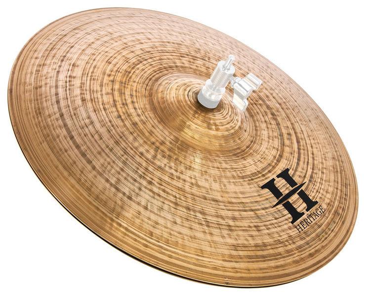 """Zultan 16"""" Heritage Hi-Hat"""