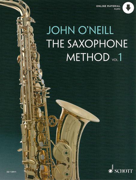 Schott The Saxophone Method 1