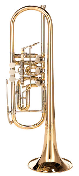 Krinner Classic Trumpet in Bb GM raw